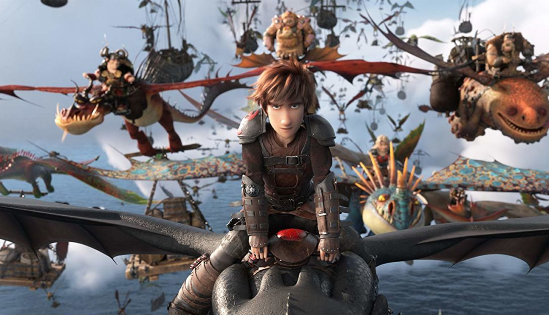 How To Train Your Dragon: The Hidden World (PG) 7