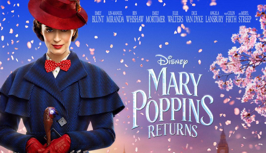 Mary Poppins Returns(U)