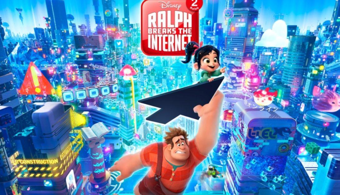 Ralph Breaks The Internet (PG)