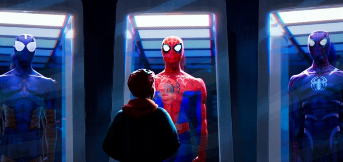 Spider-Man : Into the Spider-Verse (PG) 1