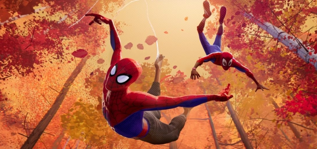 Spider-Man : Into the Spider-Verse (PG) 2