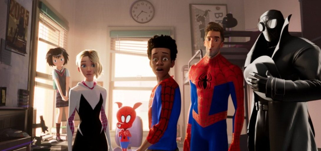 Spider-Man : Into the Spider-Verse (PG) 3