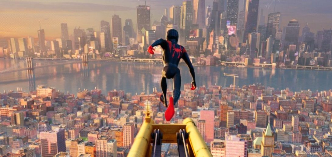 Spider-Man : Into the Spider-Verse (PG) 4