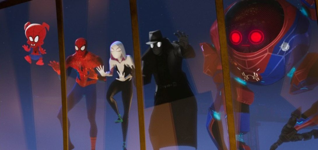 Spider-Man : Into the Spider-Verse (PG) 5