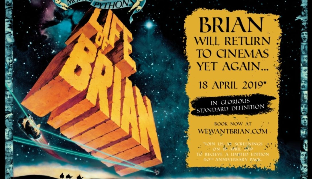 Monty Python's Life Of Brian (15) (1979) 1