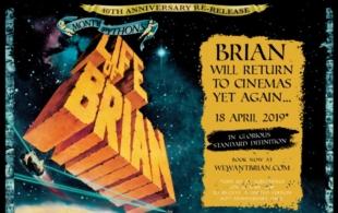 Monty Python's Life Of Brian (15) (1979) 1