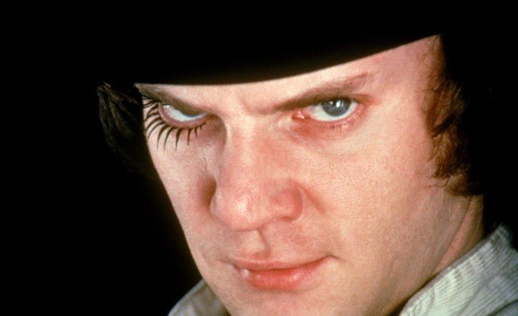 A Clockwork Orange (18) 1972