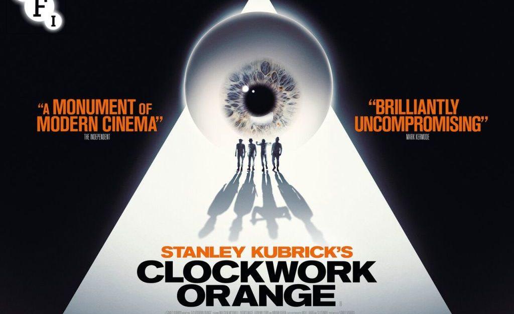A Clockwork Orange (18) 1972 1