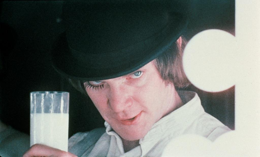A Clockwork Orange (18) 1972 4