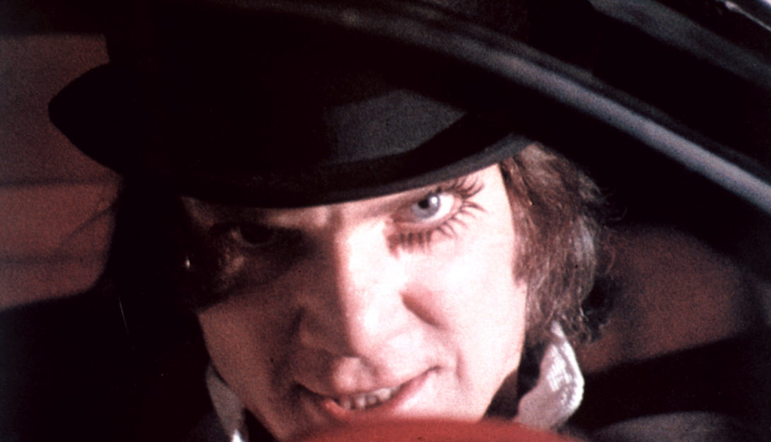 A Clockwork Orange (18) 1972 5