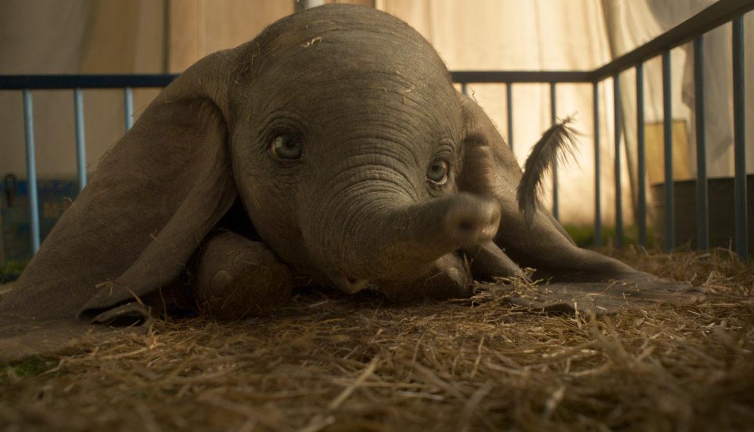 Dumbo (PG) (2019) 130mins