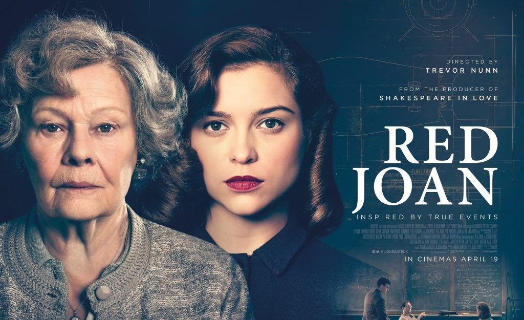 Red Joan (12A) 4