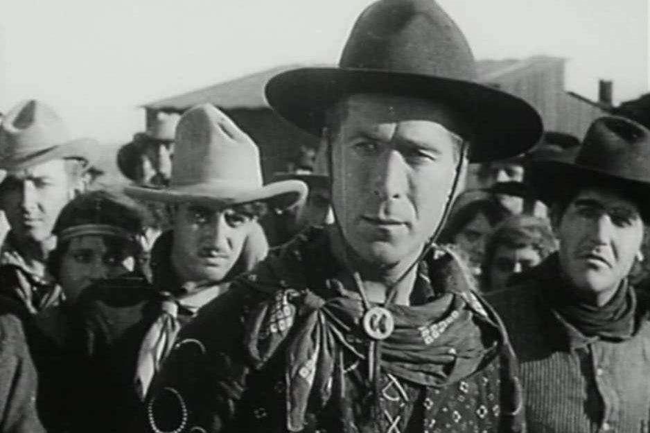 Silent Film : Hells Hinges (1916) 1