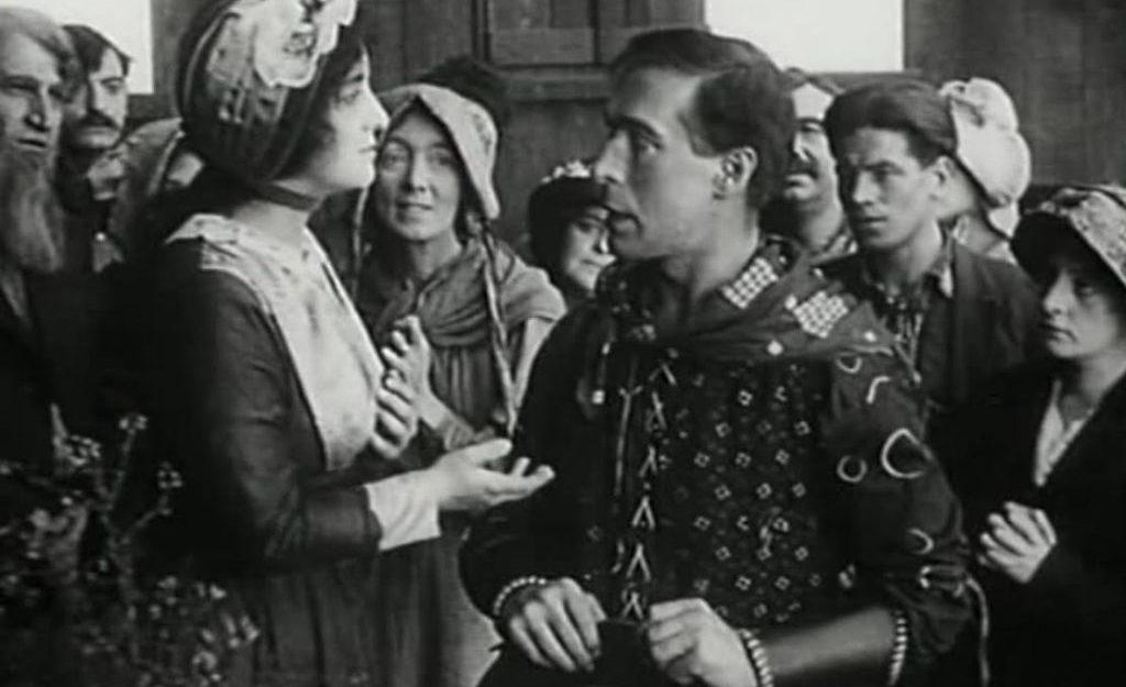 Silent Film : Hells Hinges (1916) 2