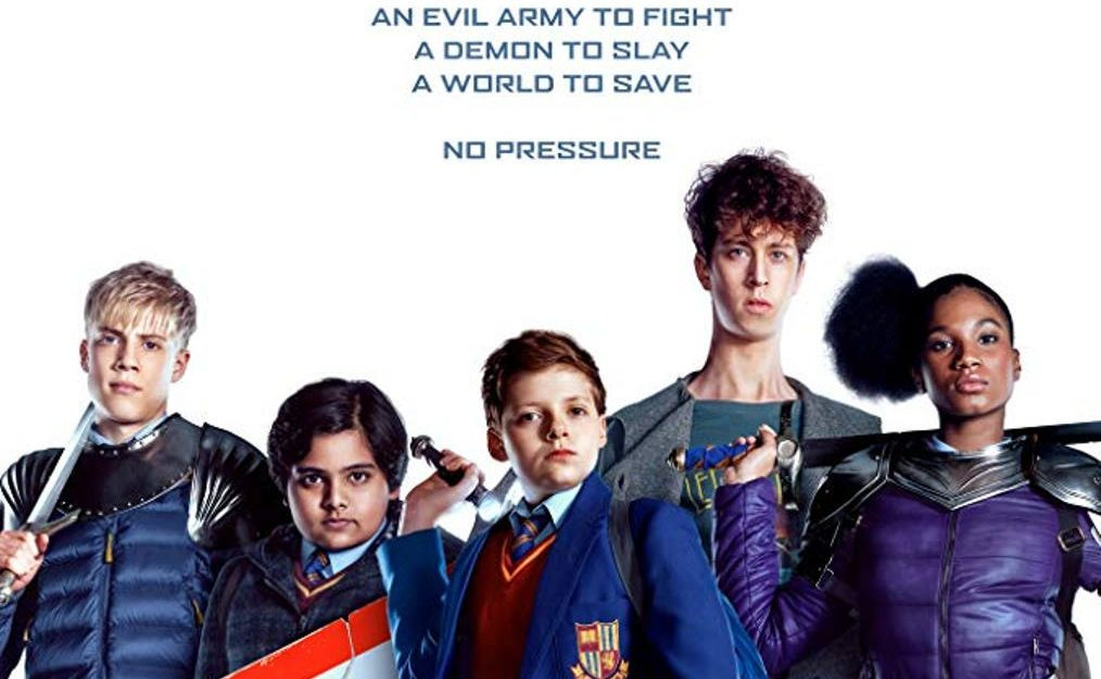 The Kid Who Would Be King (PG) 2019 6