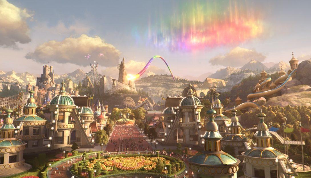 Wonder Park (PG) 2