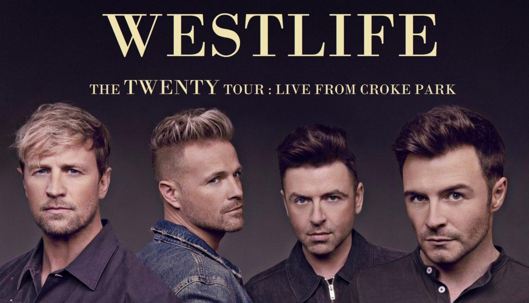 LIVE SCREENING : Westlife