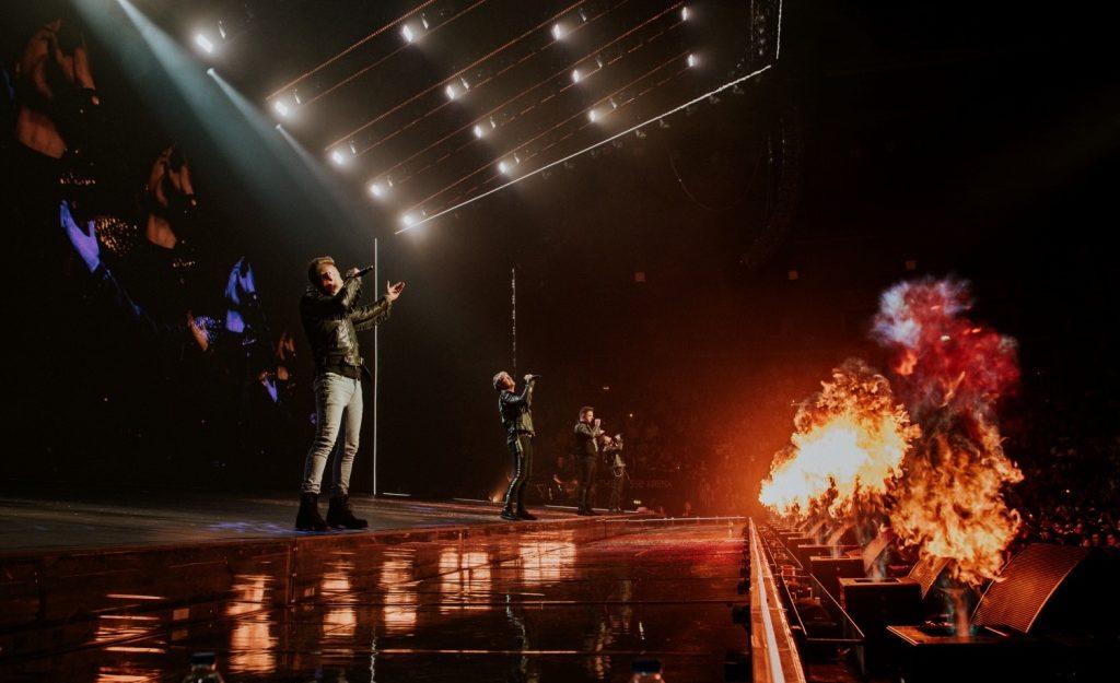 LIVE SCREENING : Westlife 3