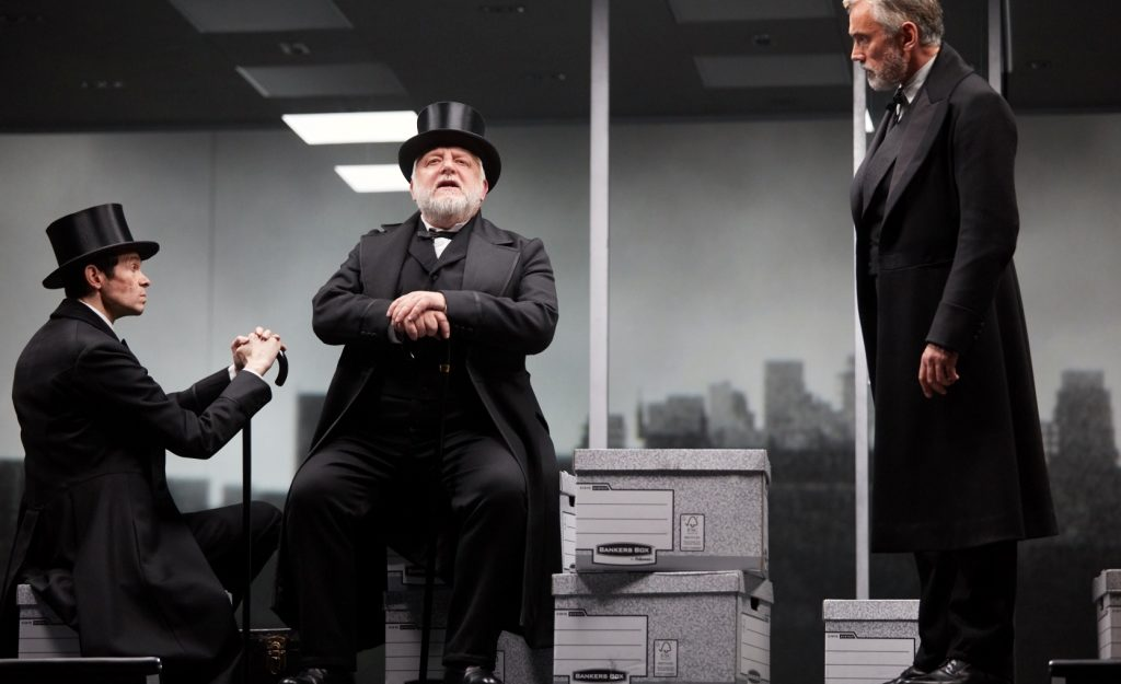 NTLIVE : The Lehman Trilogy 1