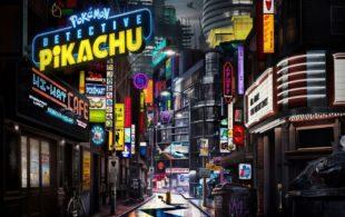 Pokemon:Detective Pikachu (PG)