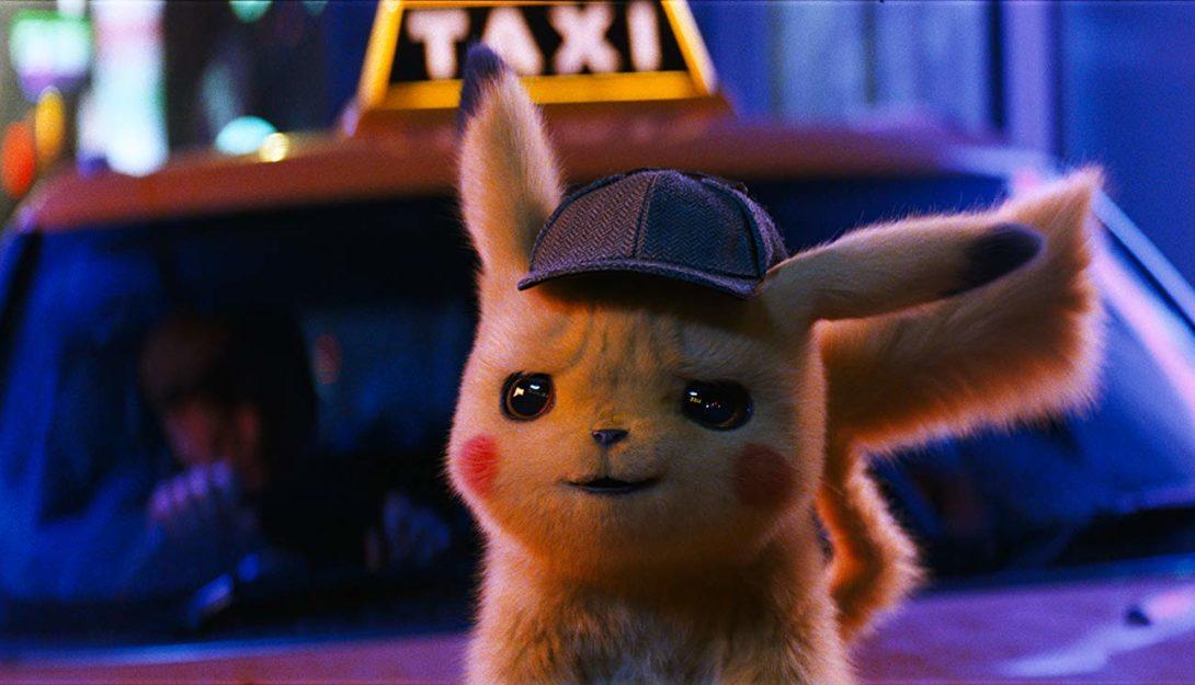Pokemon:Detective Pikachu (PG) 3