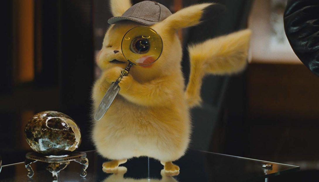 Pokemon:Detective Pikachu (PG) 4