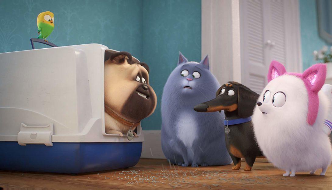 The Secret Life of Pets 2 (U) 1