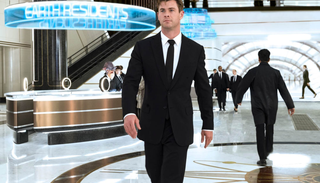 Men In Black International (12A) 2