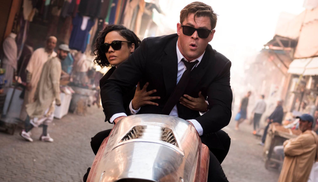 Men In Black International (12A) 4