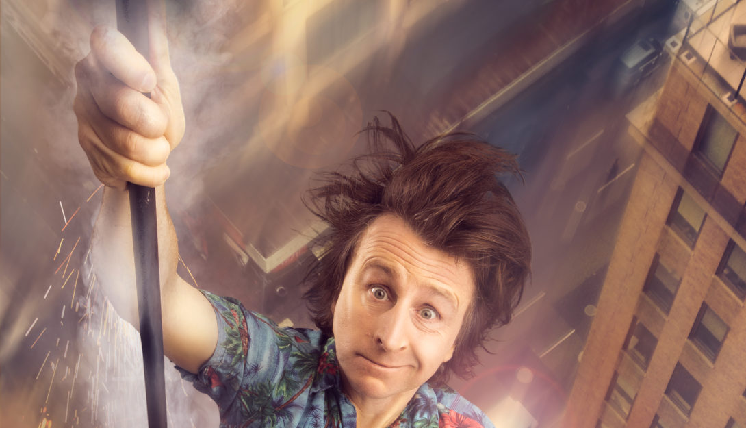 Milton Jones:MILTON IMPOSSIBLE