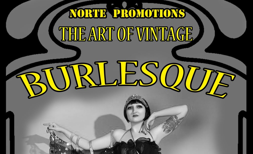 The Art of Vintage Burlesque 2