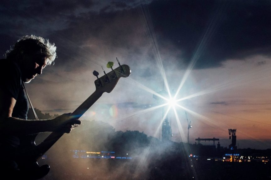 SCREENING : Roger Waters  Us + Them 1