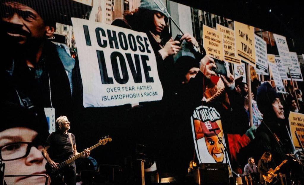 SCREENING : Roger Waters  Us + Them 2