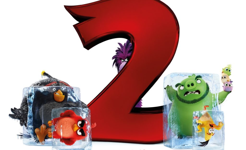 The Angry Birds Movie 2 (PG)