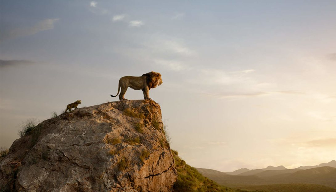 The Lion King (PG) 1