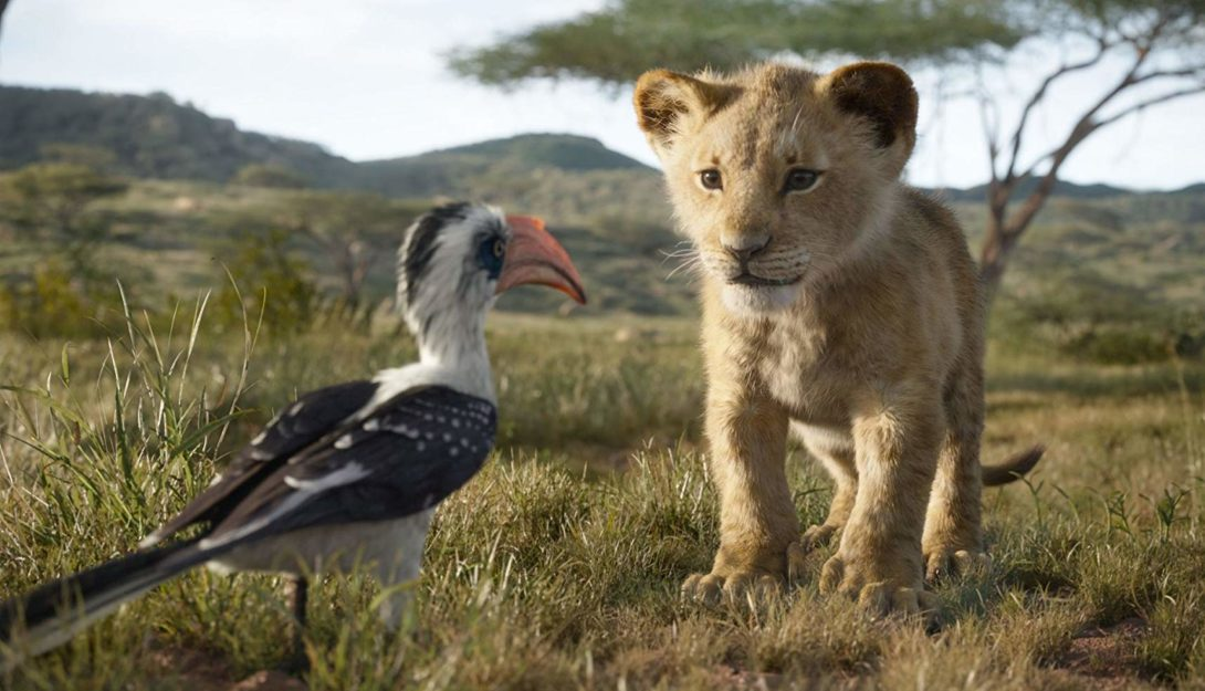 The Lion King (PG) 2