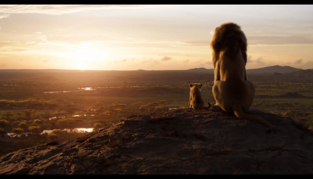 The Lion King (PG) 4