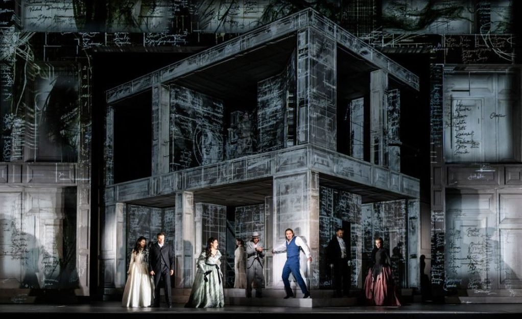 SCREENING : Don Giovanni (opera)