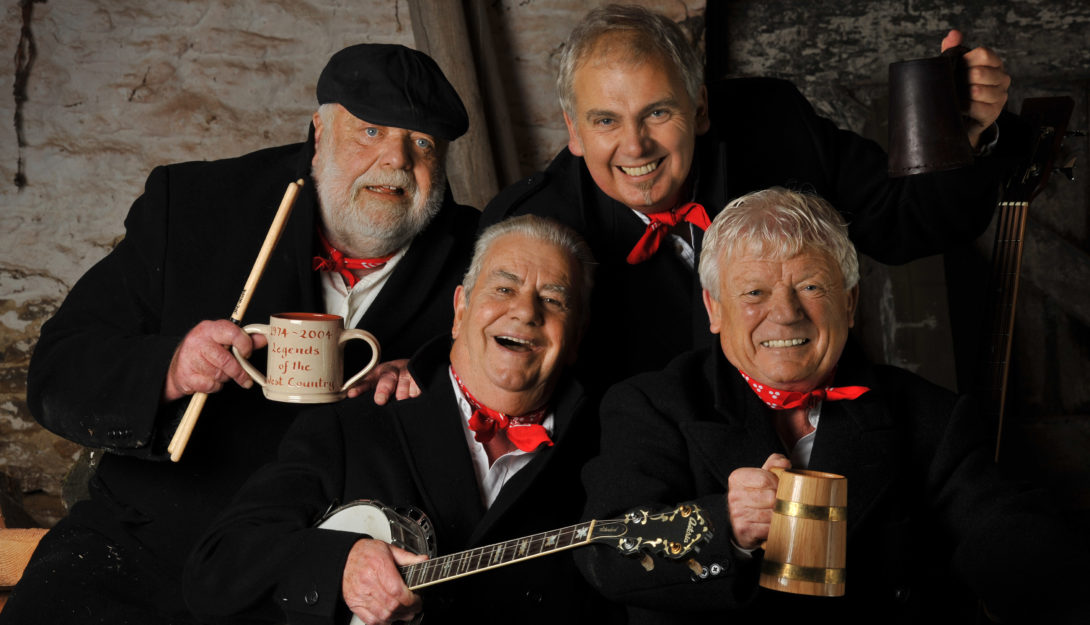 The Wurzels + support