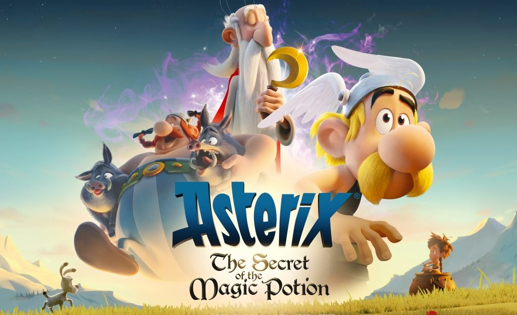 Asterix:The Secret of The Magic Potion (PG)