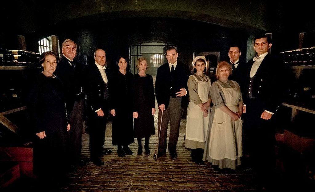 Downton Abbey (PG) 9