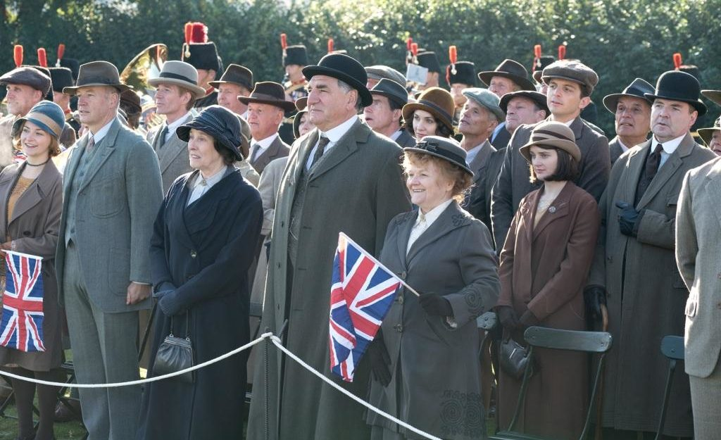 Downton Abbey (PG) 10