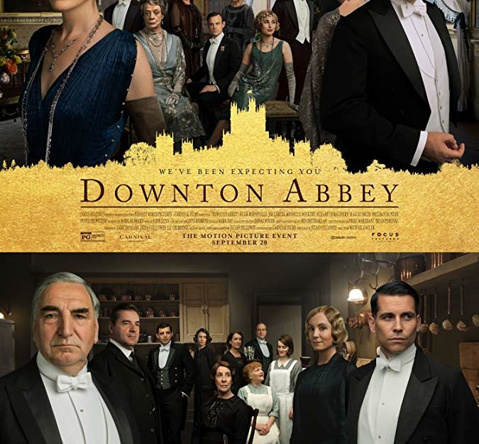 Downton Abbey (PG) 2