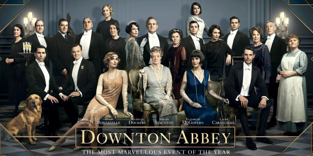 Downton Abbey (PG) 4