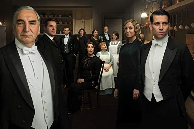 Downton Abbey (PG) 6