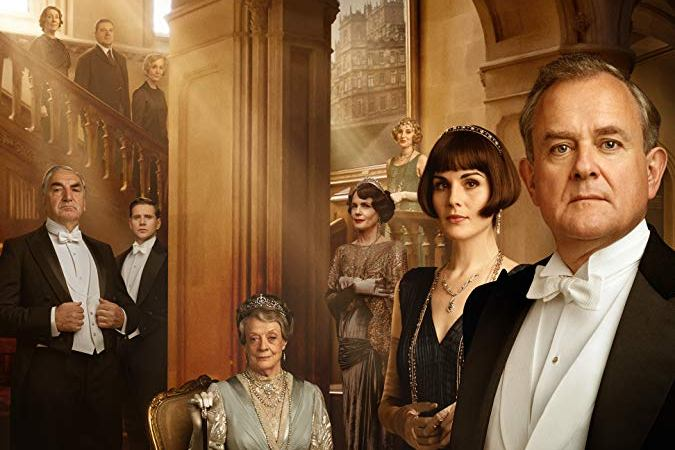 Downton Abbey (PG) 7