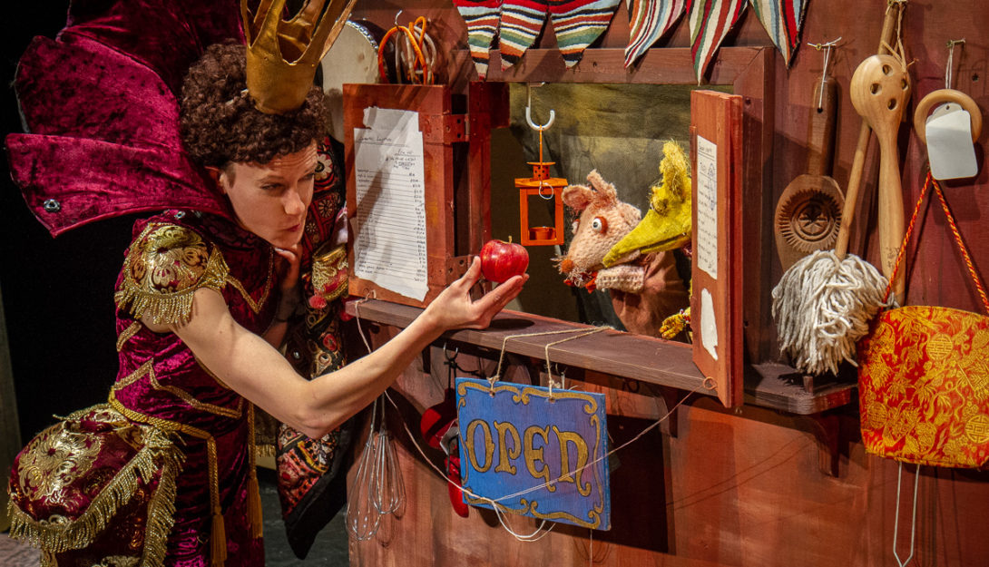 Puppet Panto: a special Grown-up's performance
