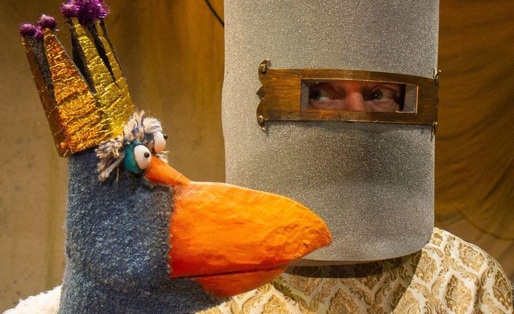 Puppet Panto from Stuff & Nonsense 1