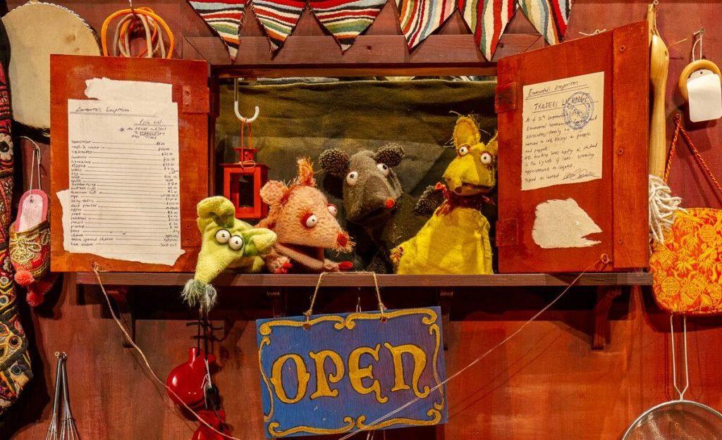 Puppet Panto from Stuff & Nonsense 4