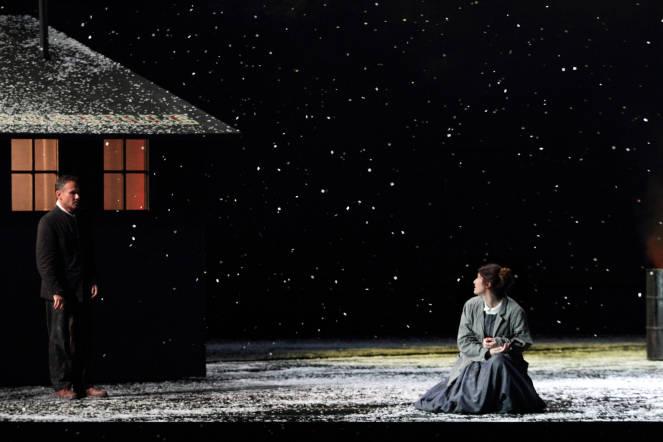 Screening:La Boheme (opera)